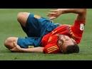 Пугачева задрала ногу, а Галкин показал пупок: как звезды болели на матче Испания – Россия
