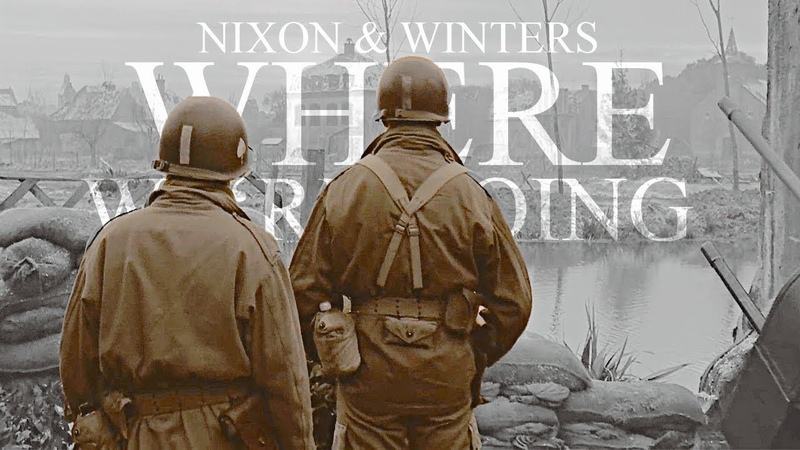 Where Were Going   Band of Brothers