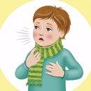 Массаж при кашле у ребёнка