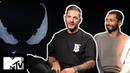 Tom Hardy Riz Ahmed Go Speed Dating Talk Avengers Crossover | Venom | MTV Movies