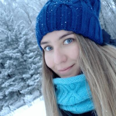 Ксюня Савченкова