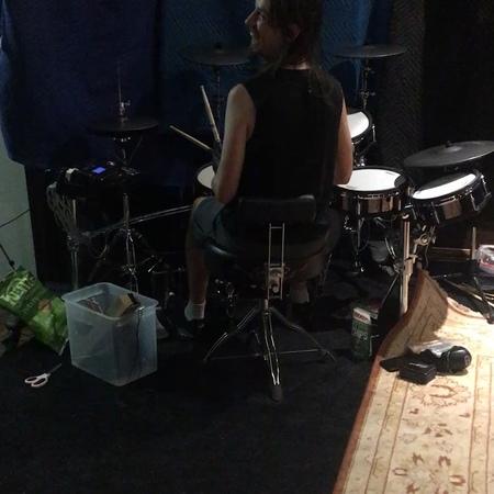 "Dave Mustaine on Instagram Just a lil tease @megadeth MegaAlbum16"""