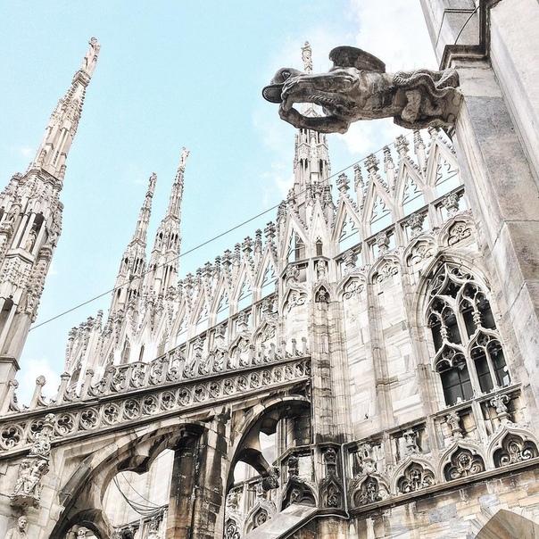 Прямые рейсы в Милан за 5500 туда-обратно из Москвы