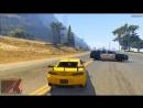 GARVIN ПОГОНЯ В GTA 5 УГОНЯЕМ НА ШЕВРОЛЕ КАМАРО ОТ КОПОВ Chevrolet Camaro ТОПИТ ОТ ПОЛИЦЕЙСКИХ ⚡ГАРВИН