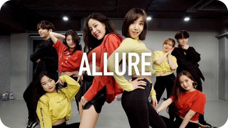 Allure - Hyomin May J Lee Choreography