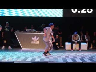 Pura Calle 2017 - FINAL HOUSE- Michael & Jazz vs Shinichi & Abraham | Danceproject.info