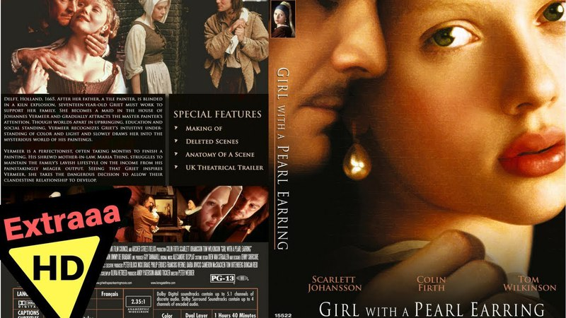 Girl with a Pearl Earring (2003) Luxembourgish Movie HD [ENG SUB]