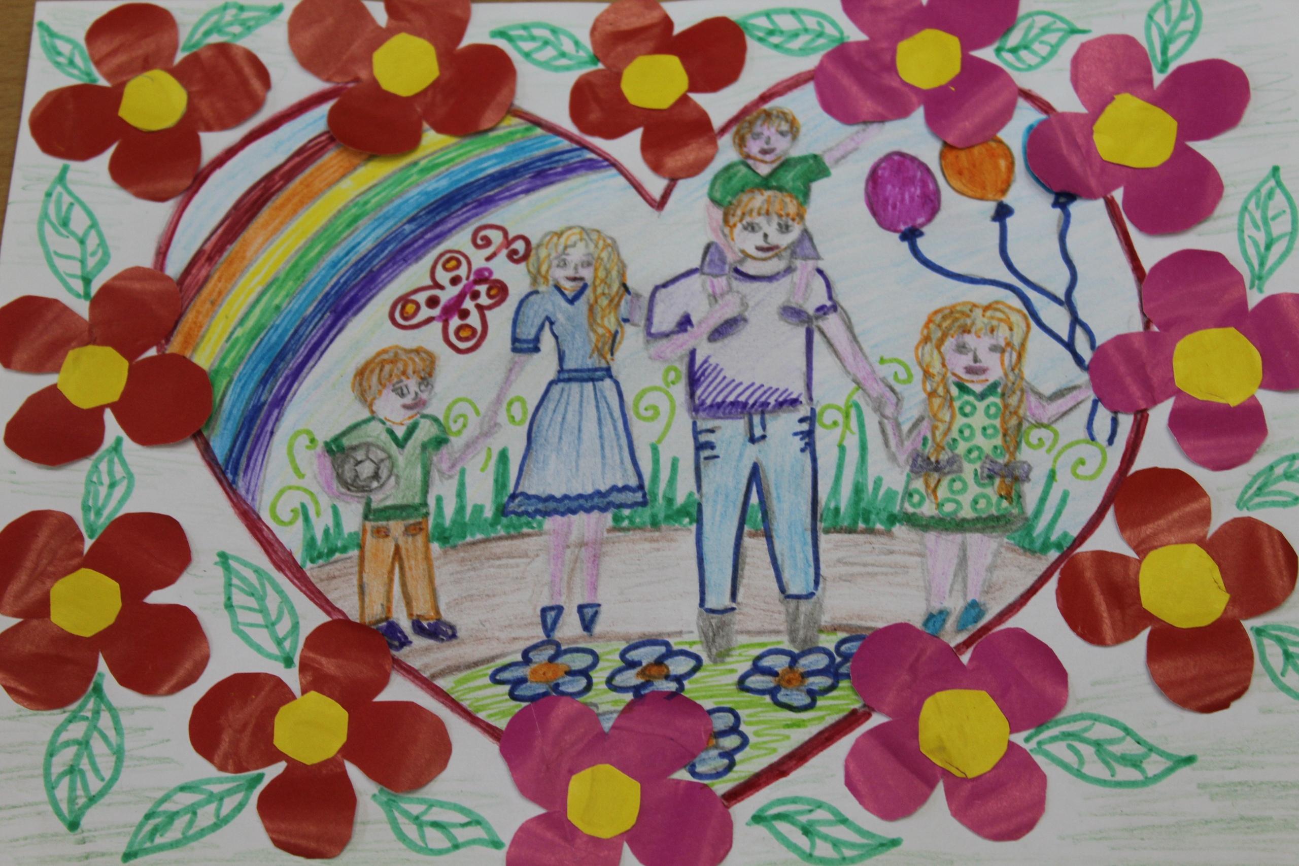 Ярославль | Конкурс рисунков «Моя семья» - БезФормата