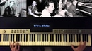 Jerry Lee Lewis . Great Balls Of Fire . Solo Piano