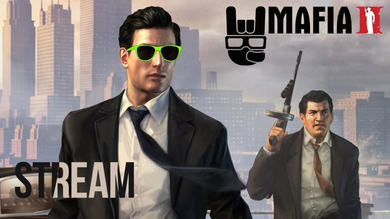 🔫 Я У МАМЫ МАФИОЗНИК 🔫 Прохождение игры Mafia 2 | Часть 1