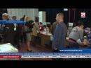 От афганцев до американцев группа международных наблюдателей из 20 человек посетила избирательные участки Симферопольского р на