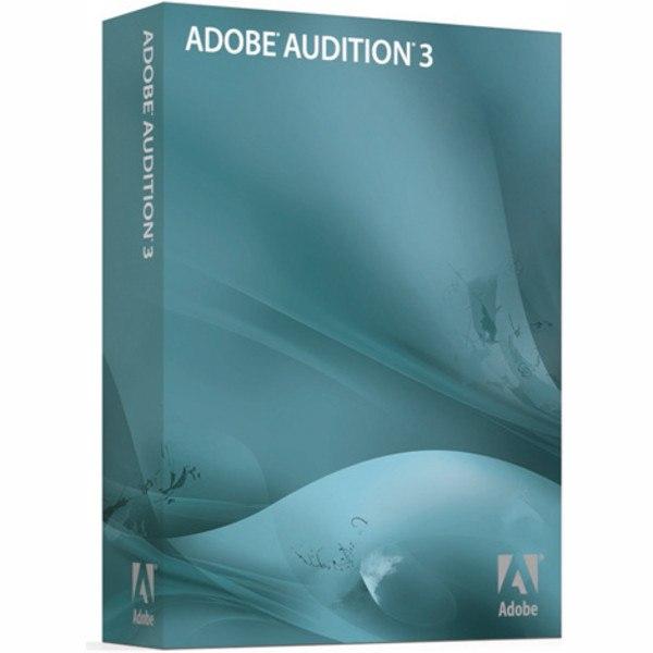 Пакет Adobe Audition 3.0 позволяет создавать, редактировать, записывать и м
