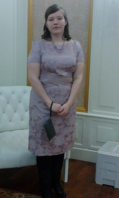 Анастасия Савельева, 18 октября 1995, Тюмень, id222624681