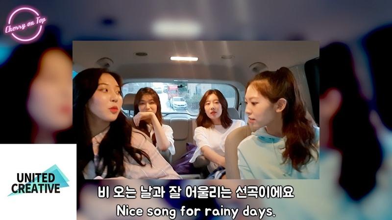 체리온탑 (CHERRY ON TOP) 나예 (NAYE) 오토라이브 Umbrella - YOUNHA (우산-윤하)