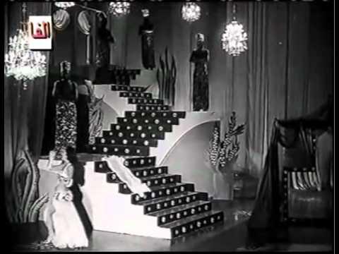 Layla al Jazariya dancing to Layla by farid el atrache ليلة الجزائرية