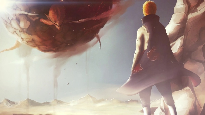Naruto Shippuden OST II - The Scarlet Letter