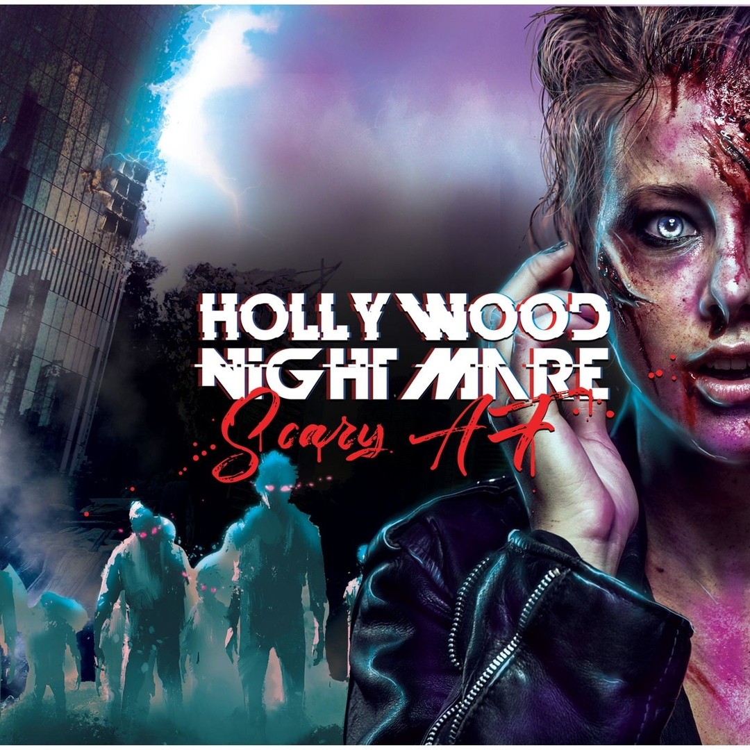 Hollywood Nightmare - Scary AF (2019)