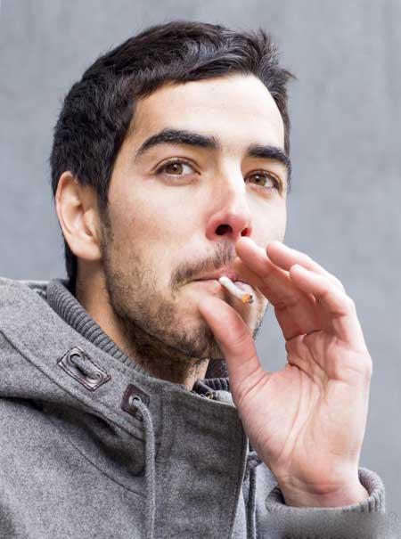 Курение может увеличить вероятность развития воспаления артерий.