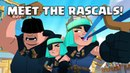 Clash Royale: Meet the Rascals! (New Card!)