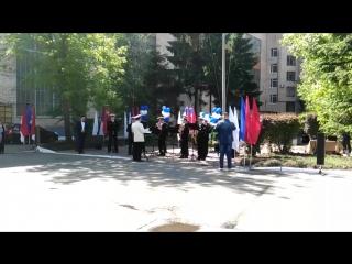 Военно-морской оркестр им. Петра Великого, 25.05.2018г.