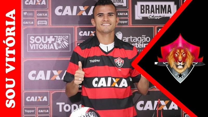 Lucas Fernandes fica distante do Vitória; clube já procura outro atleta para o setor