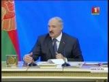 Лукашенко устроил разнос журналистке немецкой Deutsche Welle