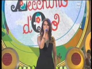 Cristina D'Avena ospite della 55° edizione dello Zecchino D'Oro-2 PARTE-
