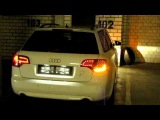 DECTANE LED - the difference - Audi A4 B7 8E Avant