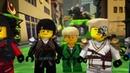 Мультфильм Лего ниндзяго - 13 серия HD