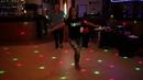 Грузинских девушек танцуют лезгинку