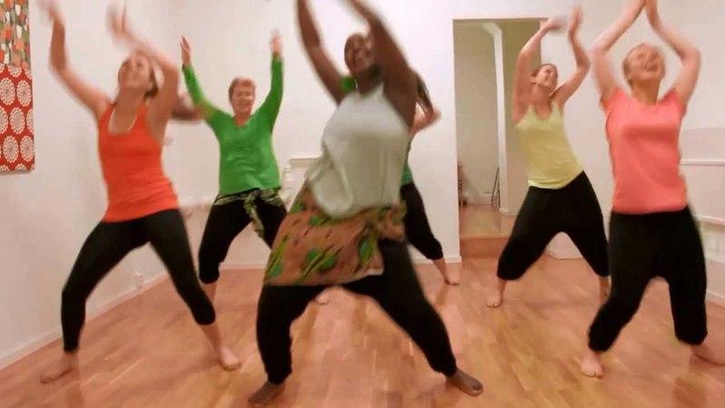 Swilili - Mampi Choreography by Recheal junglemoves