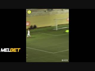 Классно забил гол