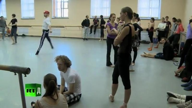 Жизнь в балете от мечты до сцены АРБ и Мариинский театр