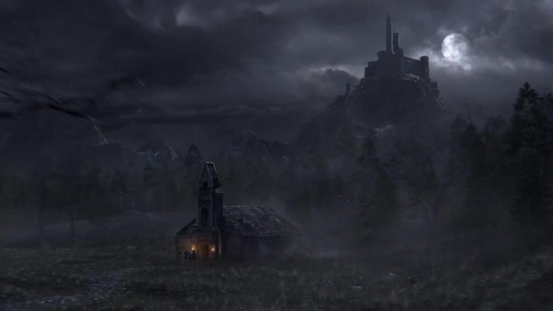 Neverwinter Равенлофт - Тизерный ролик (26.06.2018)
