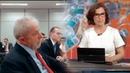 Renata Vasconcellosa aponta Broncas que Lula tomou em depoimento com Juiza substituta de Sergio Moro