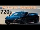 McLaren 720s INSANE speed - Laguna Seca (Me Driving)