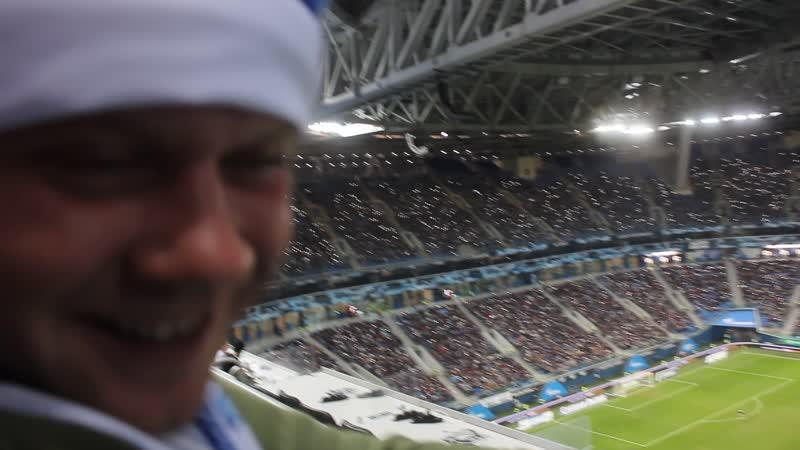 Зенит-Ростов, СПб-Арена