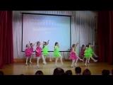 Красивые девчата (Первые танцевальные шаги, 14042018)