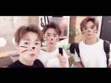 180608 Kun, Lucas & Chenle (NCT) @ NCT Twitter Update