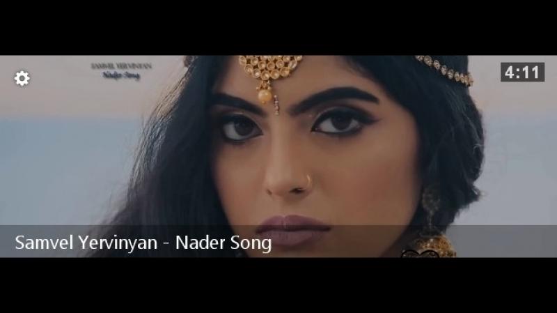 Samvel Yervinyan - Nader Song