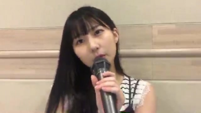 36. Tanaka Miku - Kuroi Tenshi (HKT48, AKB48)