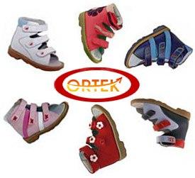 Детская ортопедическая обувь от Ortopedia!