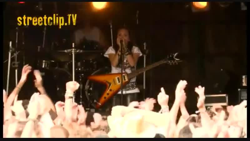 CRYSTAL Viper The Last Axeman Live @ Headbangers Open Air 2011