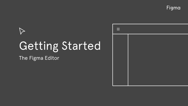 Getting Started The Figma Editor (Part 2)