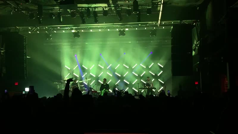 Watching As I Fall - Mike Shinoda (Live in Charlotte, NC - 10_17_18)