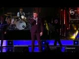Концерт Рика Эстли в Винья-дель-Мар (Чили) 25 февраля 2016 года.