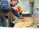 Изготовление лопаток для воблеров 1