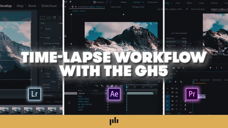 How to Capture Time-lapse Sequences with the GH5 | Filmmaking Tips