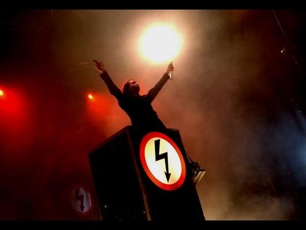 Marilyn Manson Antichrist Superstar Live