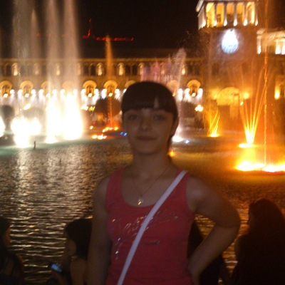 Роза Григорян, 1 августа 1999, Екатеринбург, id227665601